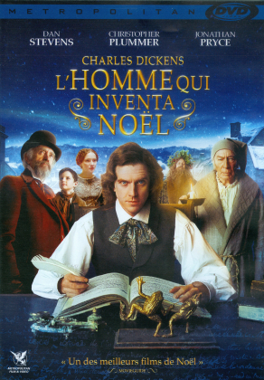Charles Dickens, l'homme qui inventa Noël (2017)