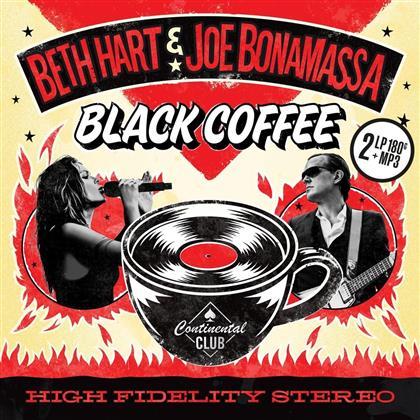 Beth Hart & Joe Bonamassa - Black Coffee (Bonustrack, 2 LPs + Digital Copy)