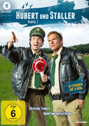 Hubert und Staller - Staffel 7 (6 DVDs)