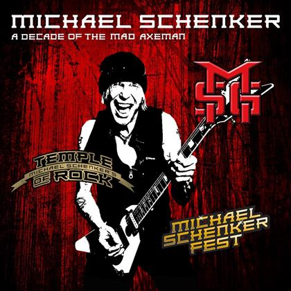 Michael Schenker - A Decade Of The Mad Axeman (2 CDs)