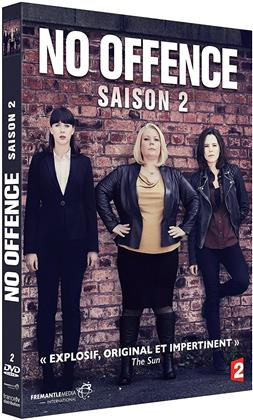 No Offence - Saison 2 (2 DVDs)