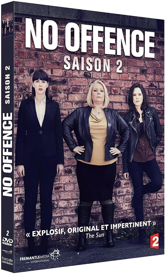 No Offence - Saison 2 (2 DVDs)