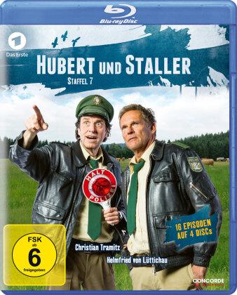 Hubert und Staller - Staffel 7 (4 Blu-rays)