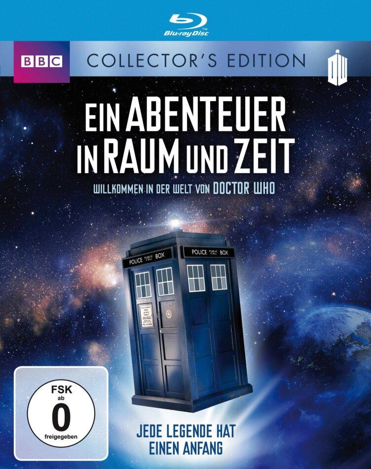 Ein Abenteuer in Raum und Zeit (2013) (Digipack, BBC, Collector's Edition)