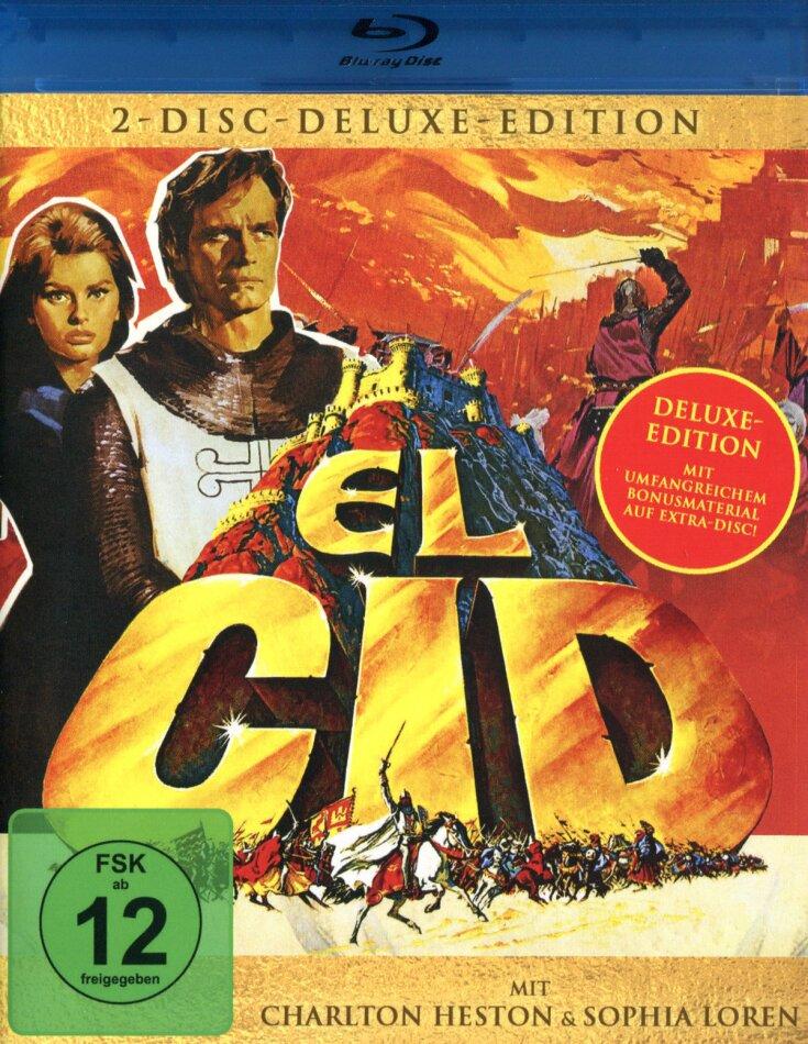 El Cid (1961) (Deluxe Edition, 2 Blu-rays)