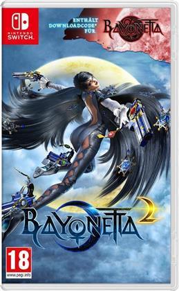 Bayonetta 2 (+ Downloadcode per Bayonetta 1)