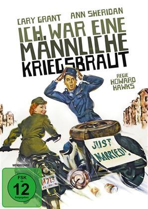 Ich war eine männliche Kriegsbraut (1949) (s/w)