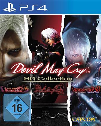 Devil May Cry HD Collection (German Edition)