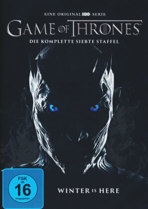 Game of Thrones - Staffel 7 (4 DVDs)