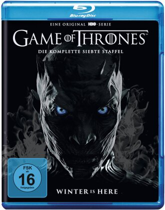 Game of Thrones - Staffel 7 (3 Blu-rays)