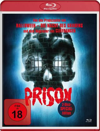 Prison (1987) (Blu-ray + DVD)