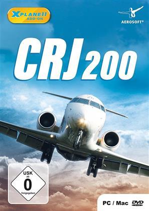 X-Plane 11 - Addon CRJ-200