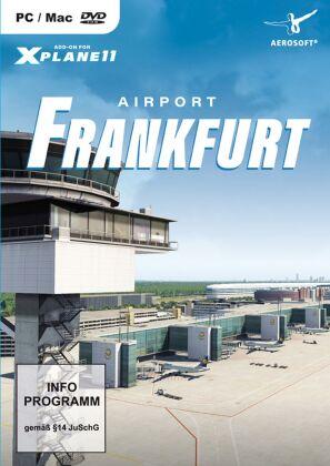 X-Plane 11 - Addon Airport Frankfurt