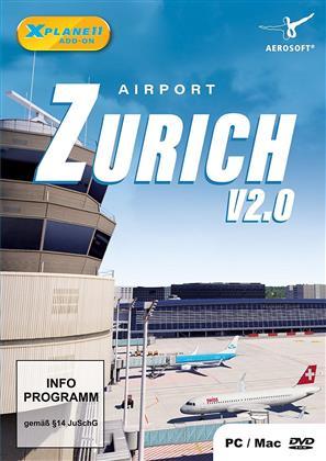 X-Plane 11 - Addon Airport Zürich 2