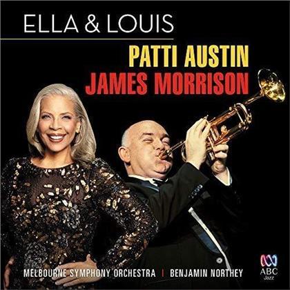 James Morrison, Patti Austin & Melbourne Symphony Orchestra - Ella And Louis