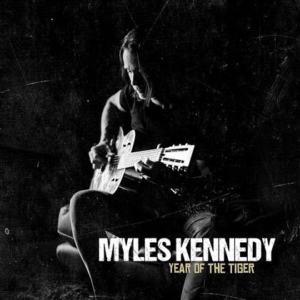 Myles Kennedy (Alter Bridge/Slash) - Year Of The Tiger (White Vinyl, LP)