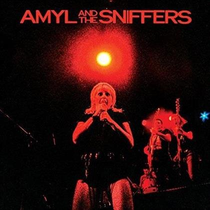 "Amyl & The Sniffers - Big Attraction & Giddy Up (12"" Maxi)"
