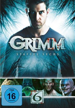 Grimm - Staffel 6 (4 DVDs)