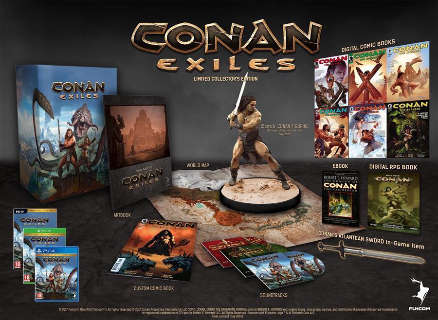 Conan Exiles (Édition Collector)