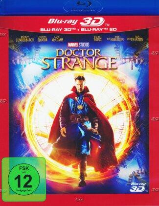 Doctor Strange (2016) (Blu-ray 3D + Blu-ray)