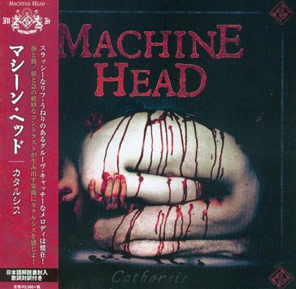 Machine Head - Catharsis (Japan Edition)