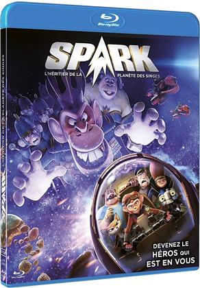 Spark - L'héritier de la planète des singes (2016)