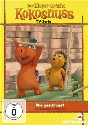 Der kleine Drache Kokosnuss - TV-Serie - Wie geschmiert