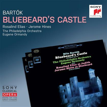 Rosalind Elias, Jerome Hines, Béla Bartók (1881-1945), Eugène Ormandy & Philadelphia Orchestra - Bluebeard's Castle