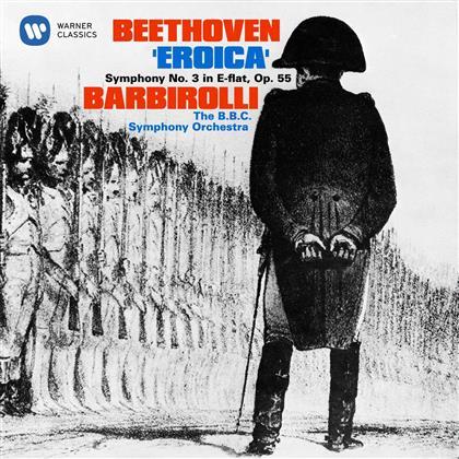 Ludwig van Beethoven (1770-1827), Sir John Barbirolli & BBC Symphony Orchestra - Sinfonie Nr.3 Eroica (Remastered)