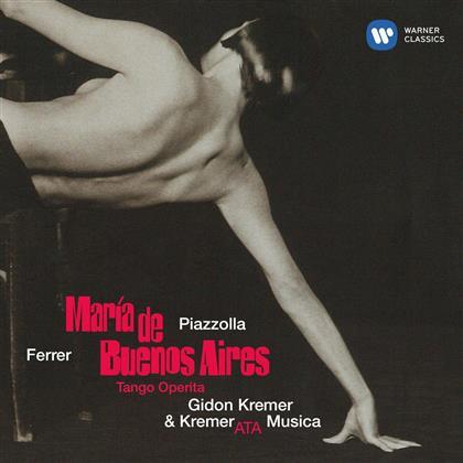 Kremerata Musica, Astor Piazzolla (1921-1992) & Gidon Kremer - Maria de Buenos Aires (2 CDs)