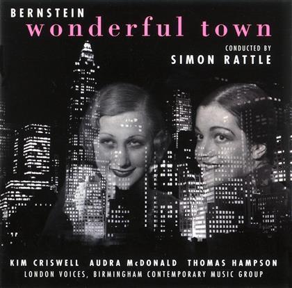 Kim Criswell, Audra McDonald, London Voices, Leonard Bernstein (1918-1990), Sir Simon Rattle, … - Wonderful Town