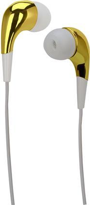MySound: Speak Mirror Headset w/ Microphone - gold