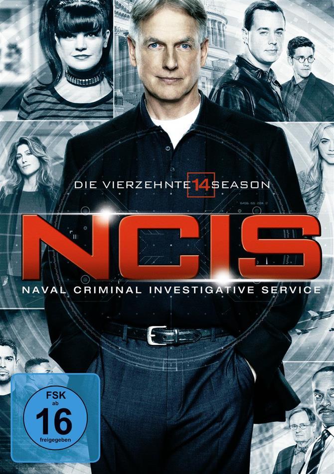 NCIS - Navy CIS - Staffel 14 (6 DVDs)