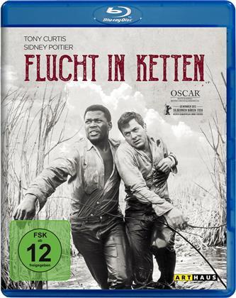 Flucht in Ketten (1958) (Arthaus, s/w)