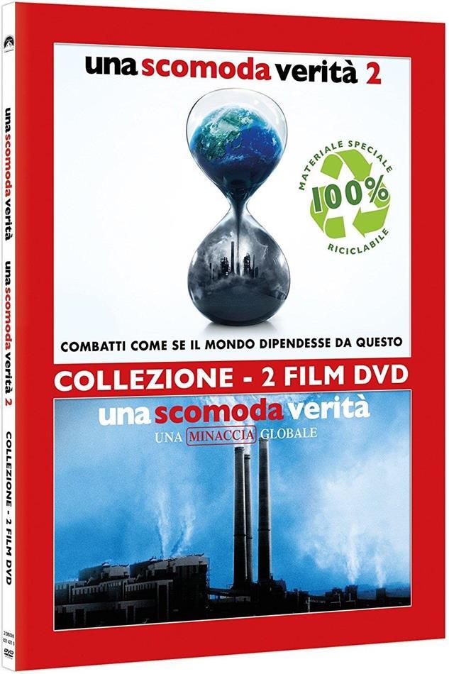 Una scomoda verità / Una scomoda verità 2 (Digibook, 2 DVDs)
