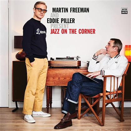 Martin Freeman & Eddie Piller - Martin Freeman And Eddie Piller Present Jazz On The Corner (2 LPs)