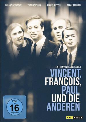 Vincent, François, Paul und die Anderen (1974) (Arthaus)