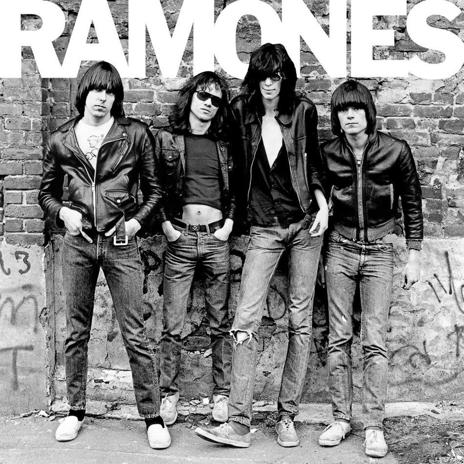 Ramones - --- (2018 Reissue, Remastered, LP)