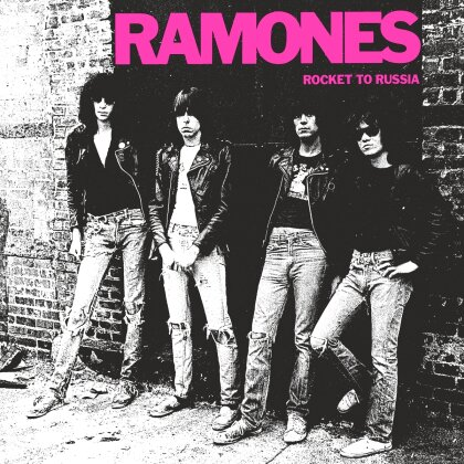 Ramones - Rocket To Russia (2018 Reissue, Remastered, LP)