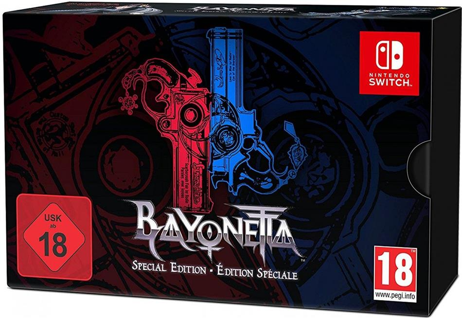 Bayonetta 2 (+ Downloadcode für Bayonetta 1) (Special Edition)