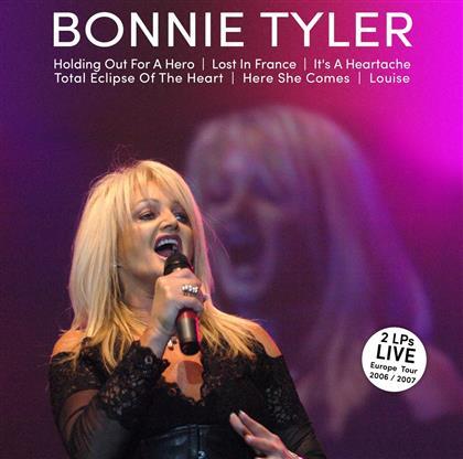 Bonnie Tyler - Live Europe Tour 2006-2007 (2 LPs)