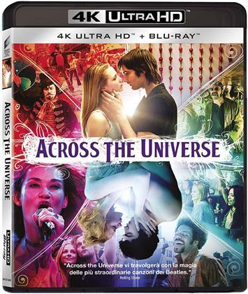 Across the Universe (2007) (4K Ultra HD + Blu-ray)