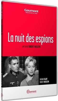 La nuit des espions (1959) (Collection Gaumont Découverte, s/w)