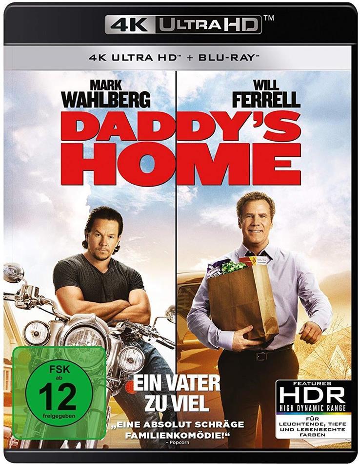 Daddy's Home - Ein Vater zuviel (2015) (4K Ultra HD + Blu-ray)