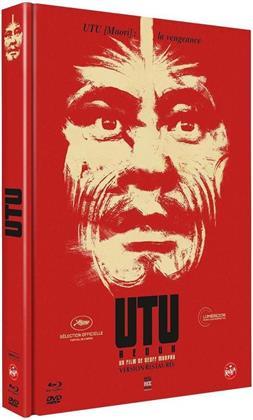 Utu - Redux (1984) (Limited Edition, Mediabook, Restaurierte Fassung, Blu-ray + DVD)