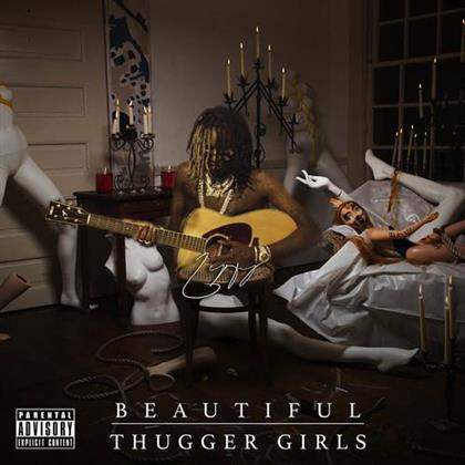 Young Thug - Beautiful Thugger Girls (LP)