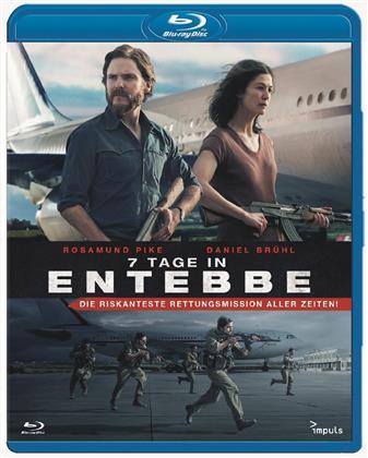 7 Tage in Entebbe (2018)