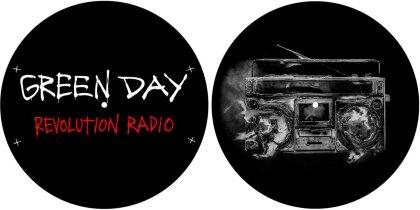 Green Day Slipmat Set - Revolution Radio