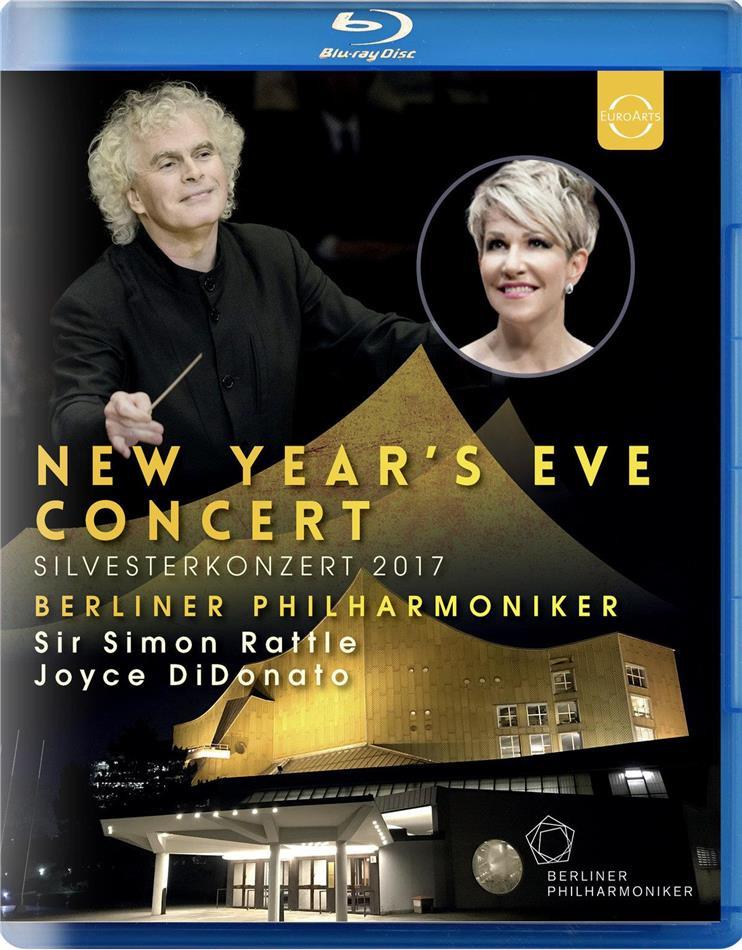 Berliner Philharmoniker, Sir Simon Rattle, … - Silvesterkonzert 2017 (Euro Arts)