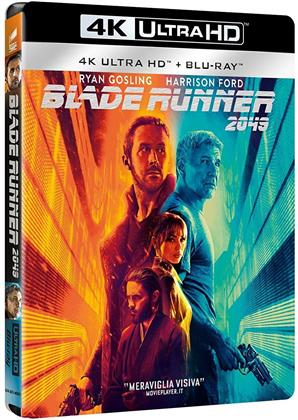 Blade Runner 2049 (2017) (4K Ultra HD + Blu-ray)